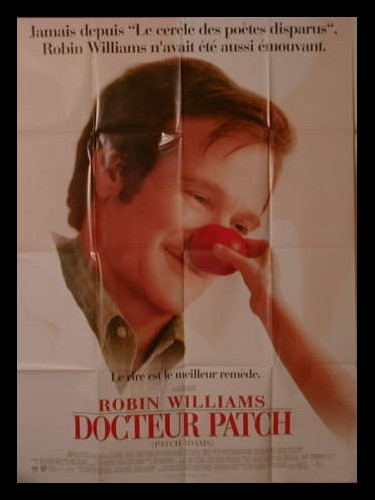Affiche du film DOCTEUR PATCH - PATCH ADAMS