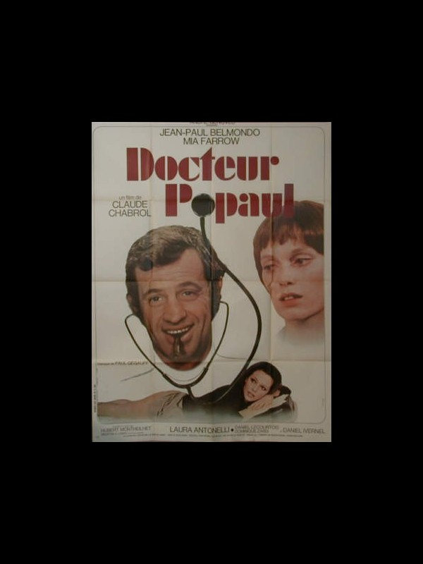 Affiche du film DOCTEUR POPAUL