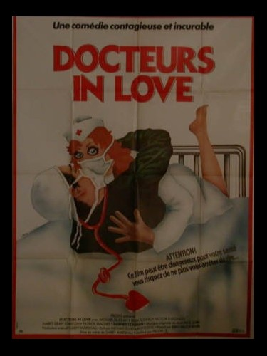 Affiche du film DOCTEURS IN LOVE
