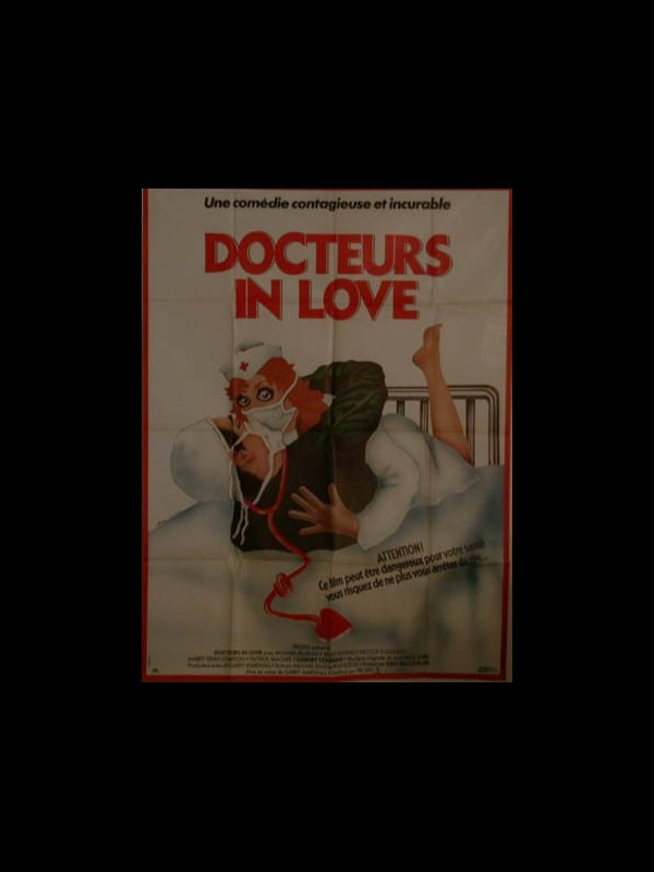 Affiche du film DOCTEURS IN LOVE