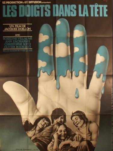 Affiche du film DOIGTS DANS LA TETE (LES)