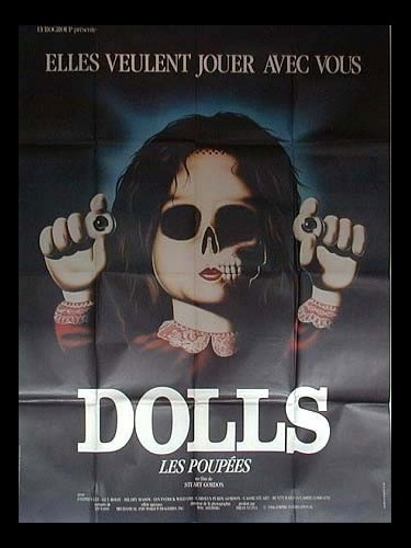 Affiche du film DOLLS