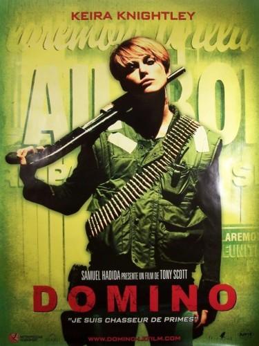 Affiche du film DOMIINO-LEIRA KNIGHTLEY-