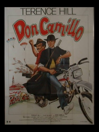 Affiche du film DON CAMILLO