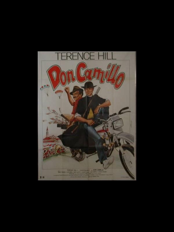 Affiche du film DON CAMILLO