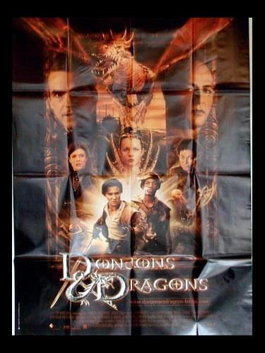 Affiche du film DONJONS ET DRAGONS