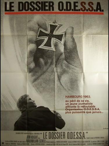 Affiche du film DOSSIER ODESSA