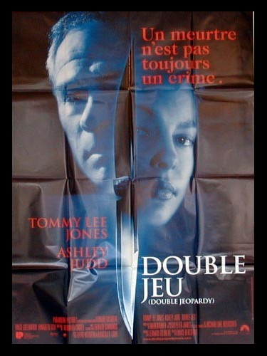 Affiche du film DOUBLE JEU - DOUBLE JEOPARDY