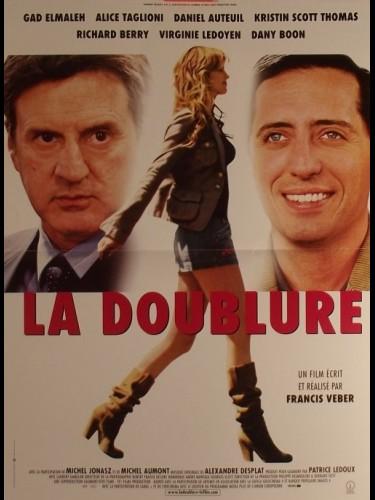 Affiche du film DOUBLURE (LA)