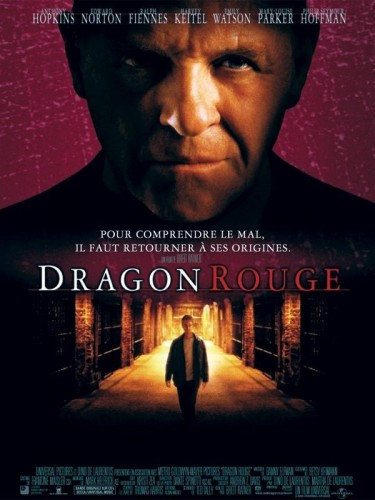 Affiche du film DRAGON ROUGE - RED DRAGON