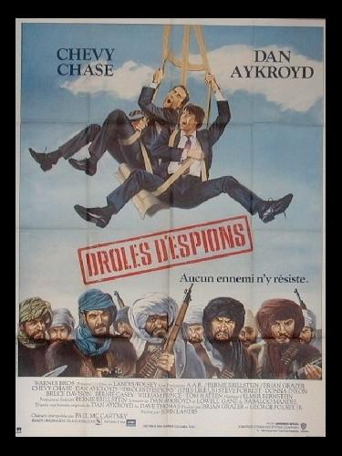 Affiche du film DROLES D'ESPIONS