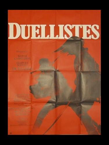 Affiche du film DUELLISTES (LES) - THE DUELLISTS