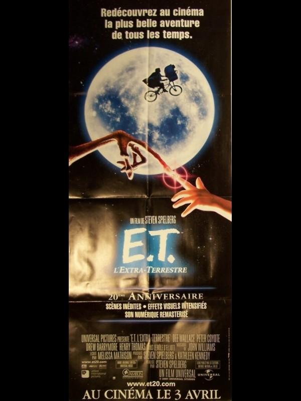 Affiche du film E.T.