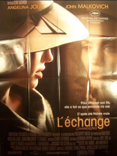 Affiche du film ECHANGE (L') - CHANGELING
