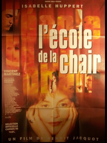 Affiche du film ECOLE DE LA CHAIR (L')