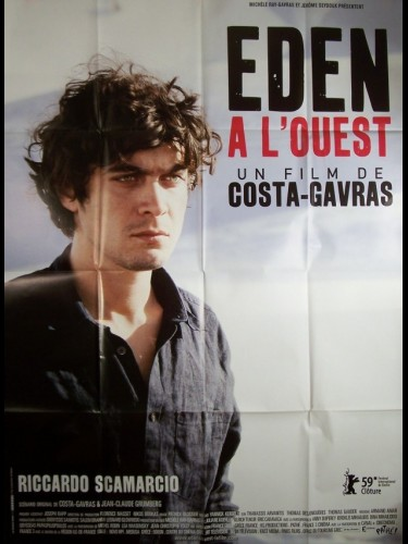 Affiche du film EDEN A L'OUEST - EDEN IS WEST