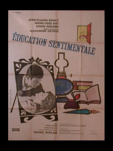 Affiche du film EDUCATION SENTIMENTALE