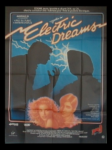 Affiche du film ELECTRIC DREAMS