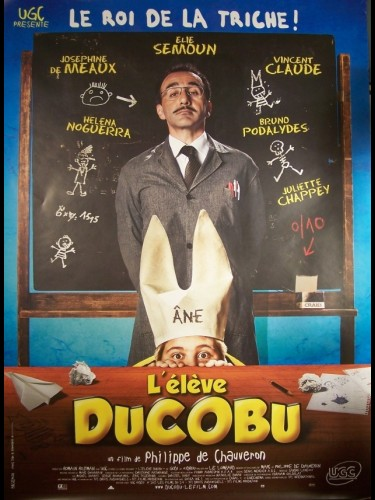 Affiche du film ELEVE DUCOBU (L')