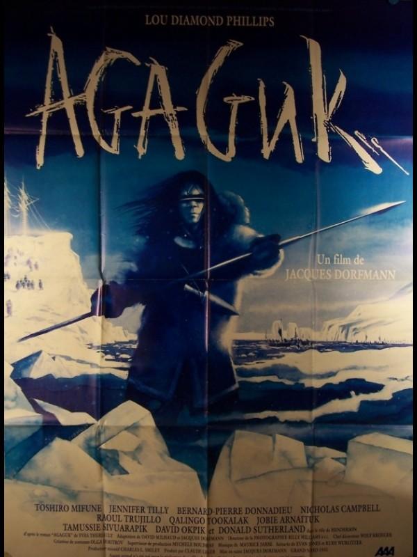 Affiche du film AGAGUK