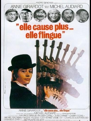 Affiche du film ELLE CAUSE PLUS…ELLE FLINGUE