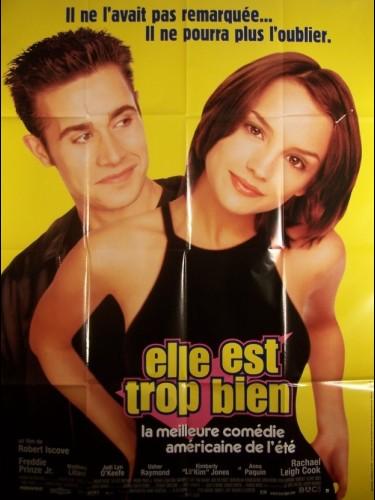 Affiche du film ELLE EST TROP BIEN - SHE'S ALL THAT