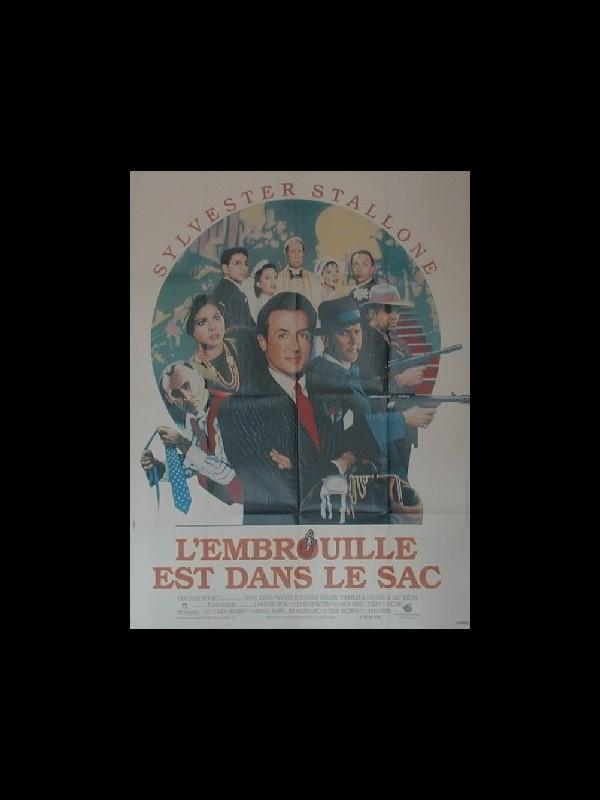 Affiche du film EMBROUILLE EST DANS LE SAC (L')