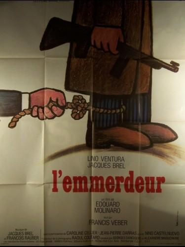 Affiche du film EMMERDEUR (L')
