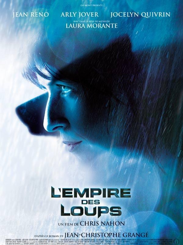Affiche du film EMPIRE DES LOUPS (L')