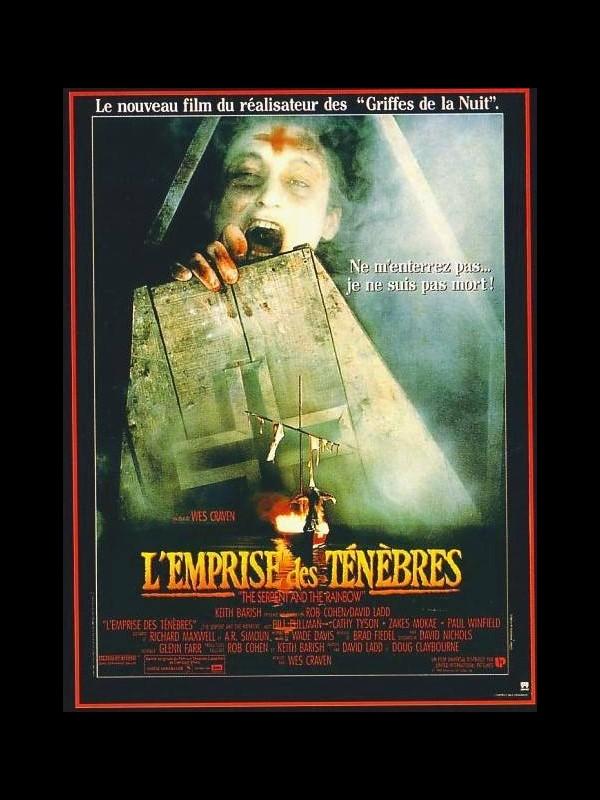 Affiche du film EMPRISE DES TENEBRES (L') - THE SERPENT AND THE RAINBOW