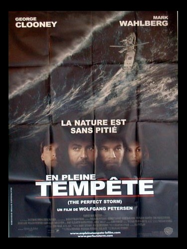 Affiche du film EN PLEINE TEMPETE - THE PERFECT STORM