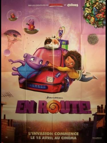 Affiche du film EN ROUTE - HOME