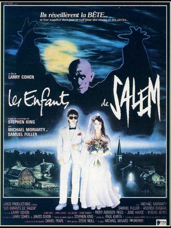 Affiche du film ENFANTS DE SALEM (LES) - A RETURN TO SALEM'S LOT
