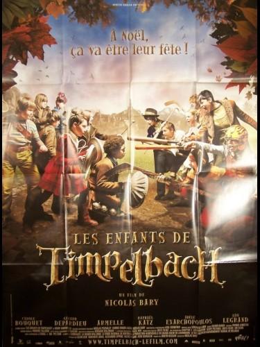 Affiche du film ENFANTS DE TIMPELBACH