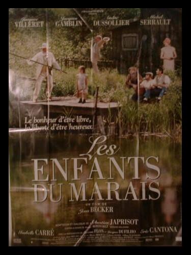 Affiche du film ENFANTS DU MARAIS (LES)