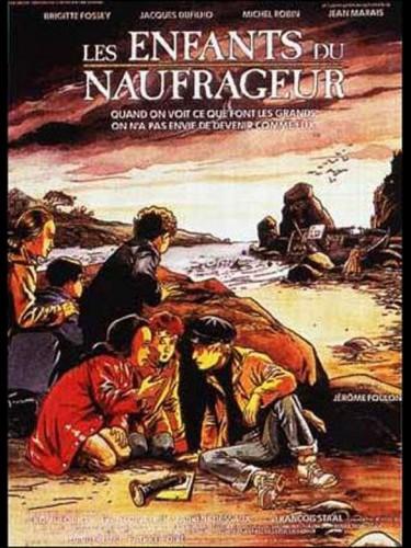 Affiche du film ENFANTS DU NAUFRAGEUR (LES)