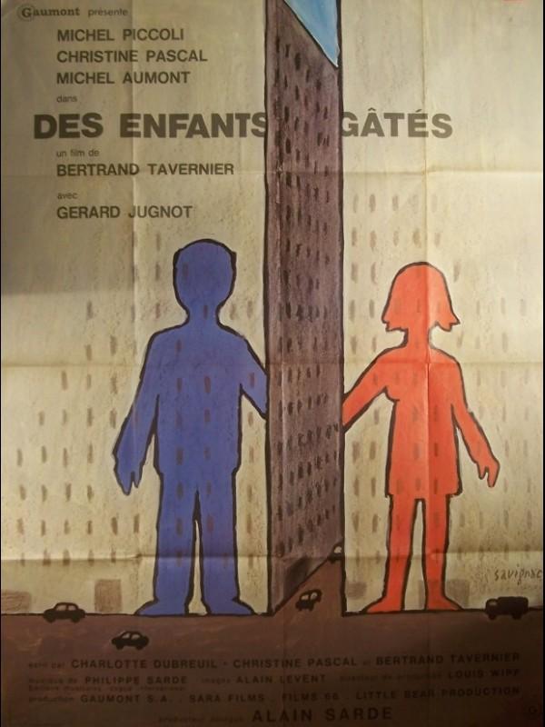 Affiche du film ENFANTS GATES (DES)