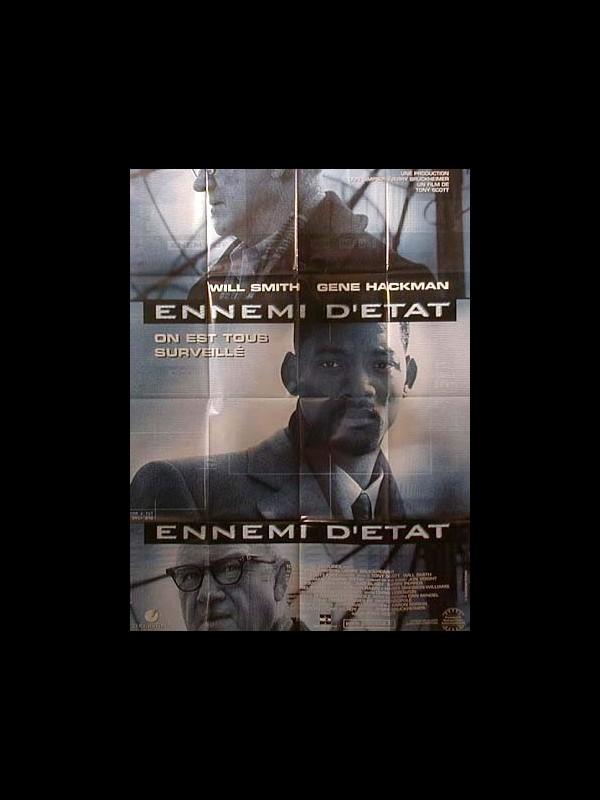 Affiche du film ENNEMI D'ETAT - ENEMY OF THE STATE