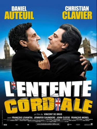 Affiche du film ENTENTE (L')