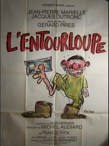 Affiche du film ENTOURLOUPE (L')
