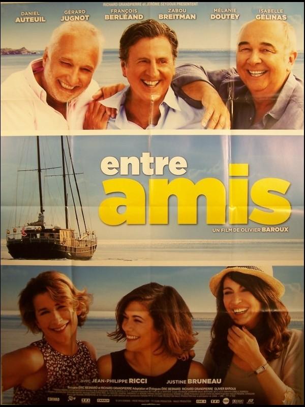 Affiche du film ENTRE AMIS