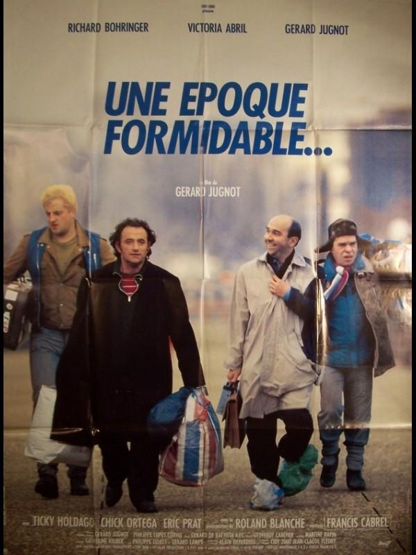Affiche du film EPOQUE FORMIDABLE (UNE) - WONDERFUL TIMES