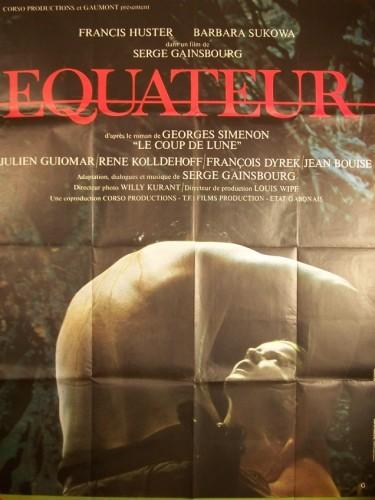 Affiche du film EQUATEUR