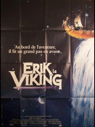 Affiche du film ERIK LE VIKING - ERIK THE VIKING