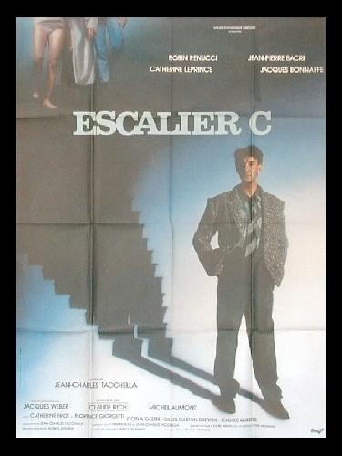Affiche du film ESCALIER