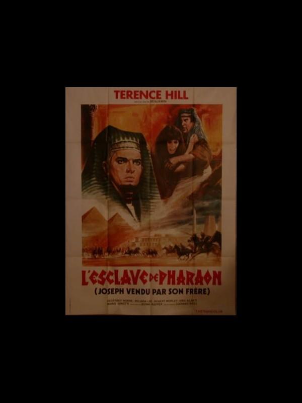 Affiche du film ESCLAVE DE PHARAON (L') - GIUSEPPE VENDUTO DAI FRATELLI