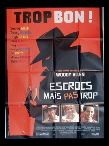Affiche du film ESCROC MAIS PAS TROP