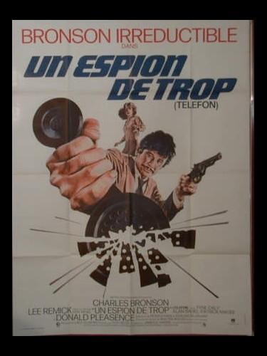 Affiche du film ESPION DE TROP (UN) - TELEFON