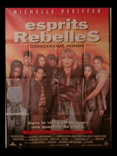Affiche du film ESPRITS REBELLES - DANGEROUS MINDS