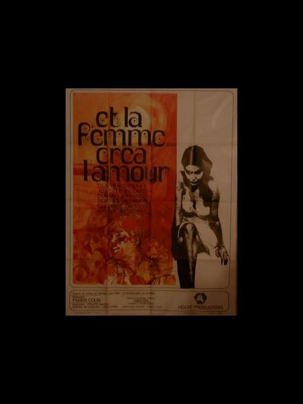 Affiche du film ET LA FEMME CREA L'AMOUR